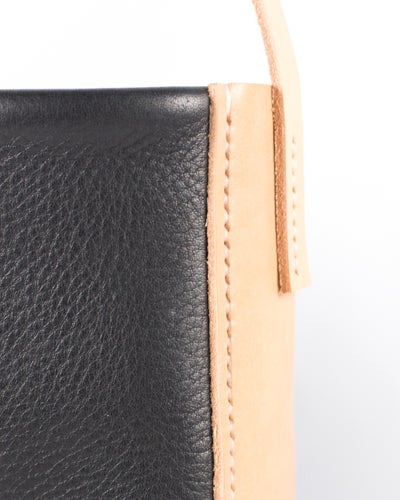 Image of Shoulder Bag in Black