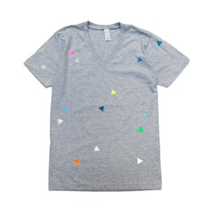 Image of T-Shirts Triangles for Adults