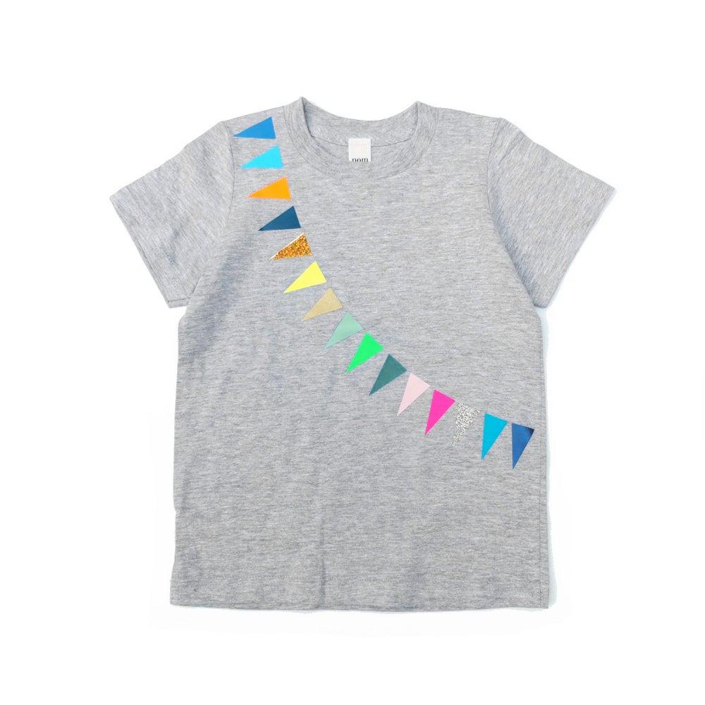 Image of T-Shirt Garland grey