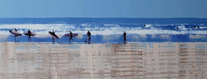 Image of Fistral Blue, Newquay, Cornwall