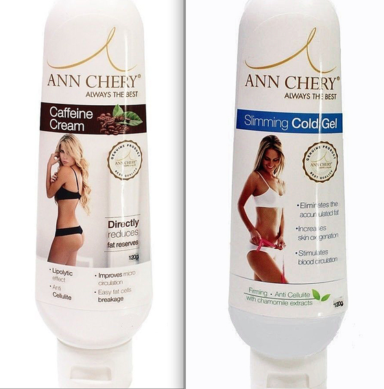 Image of Colombian Caffeine Cream OR Colombian Anti Cellulite Slimming Cold Gel