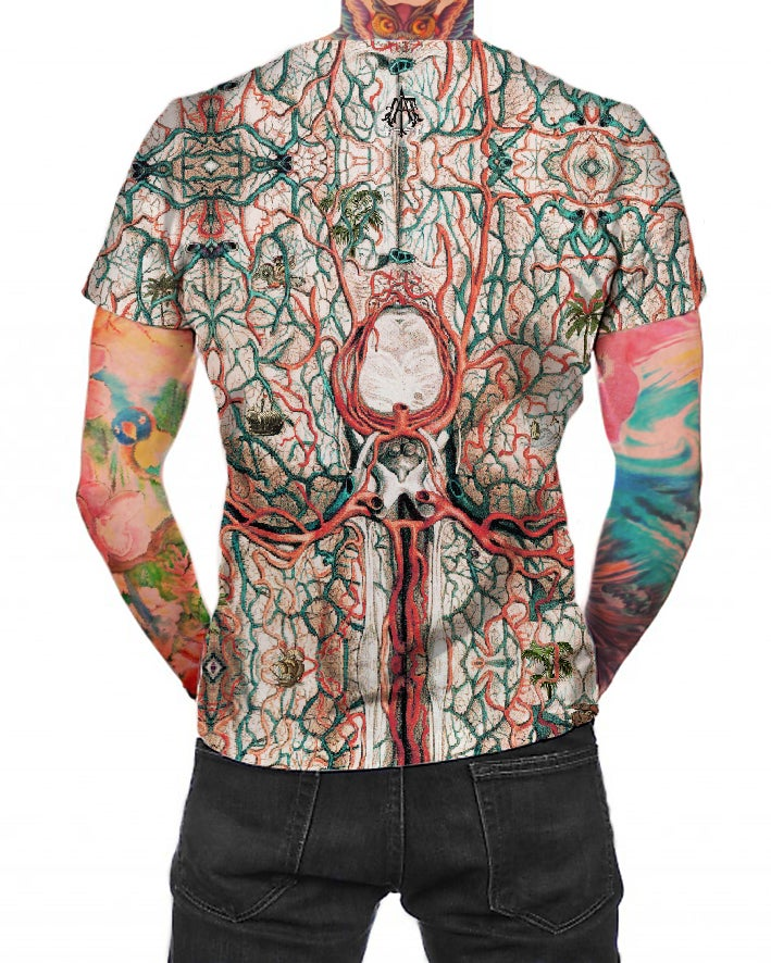 Image of Anatomic Cartography - T-shirt