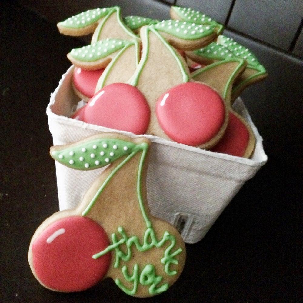 Image of Fruit Basket Cookies