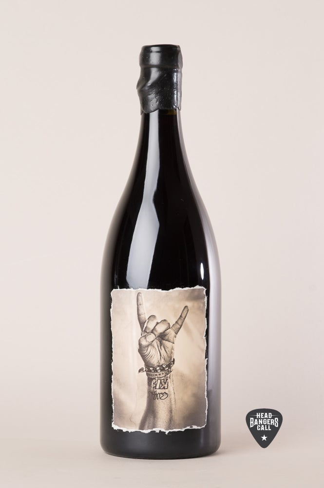 Image of Double Magnum HEADBANGERS CALL Red Wine