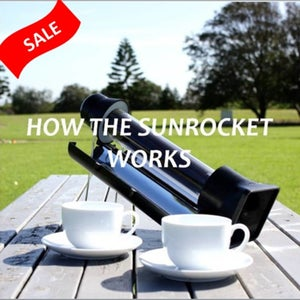 Image of How the SunRocket works  (AUSTRALIA Only)