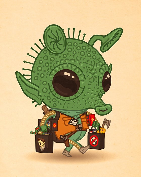 Image of Greedo Shopped First!