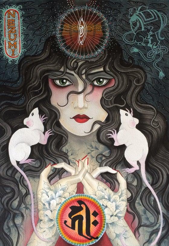 Image of Nezumi. Zodiac. Serie