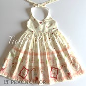 Image of ma petite ballerine Sophie Dress -- size 5 READY TO SHIP