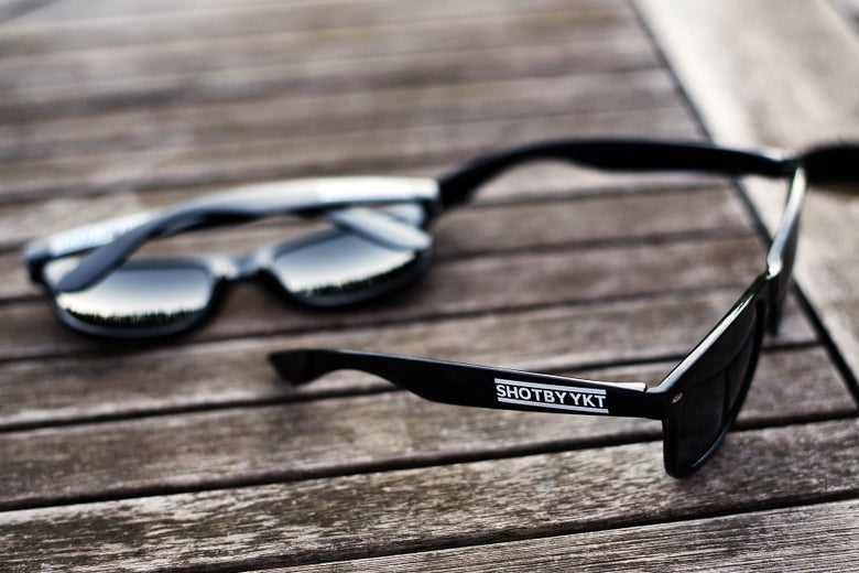 Image of Sunglasses - Black