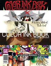 Subscriptions Color Ink Book