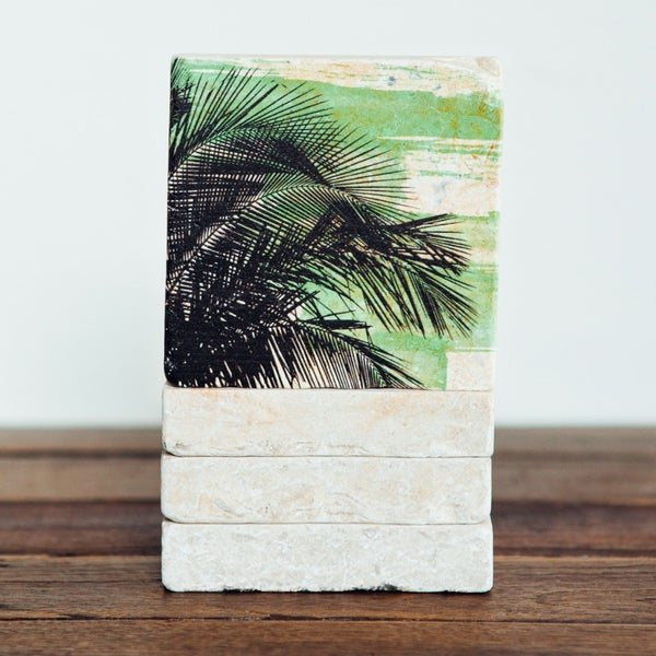 Image of Palm Mini Stone Print