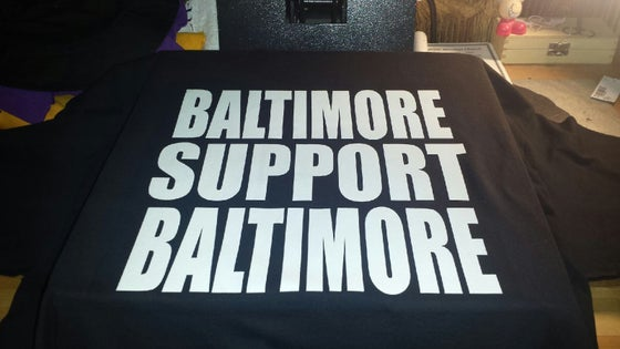 Image of Baltimore Support Baltimore