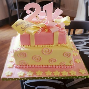 Image of Celebration cake class August Sunday 16th