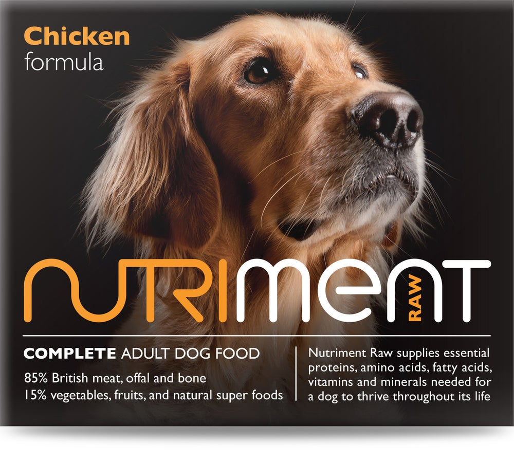 Image of Chicken Formula - Adult