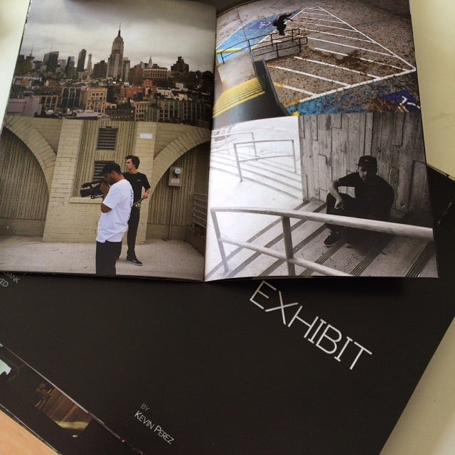 Image of EXHIBIT PHOTO BOOK ***LIMITED QUANTITY***