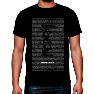 Image of Manning the Helm T-shirt