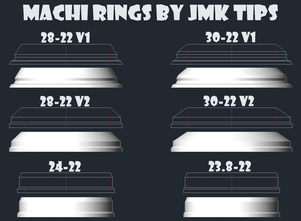 Image of Machi Rings