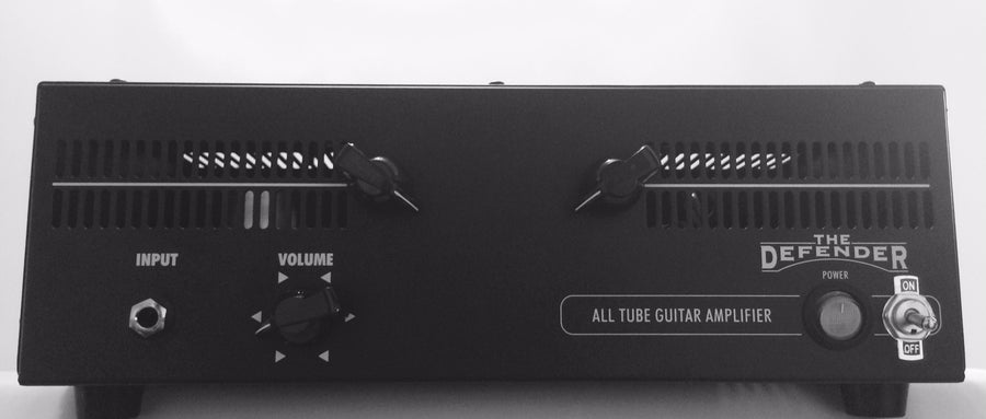 Image of Kustom Defender 5H amp with mods