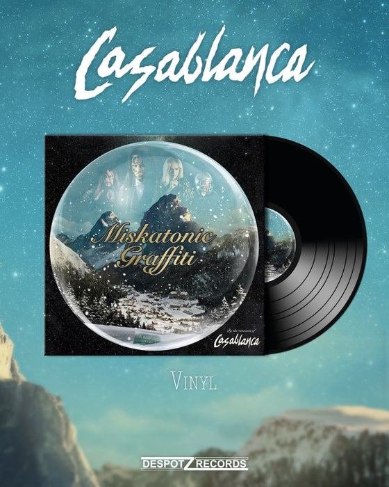 Image of Casablanca - Miskatonic Graffiti [2xLP]