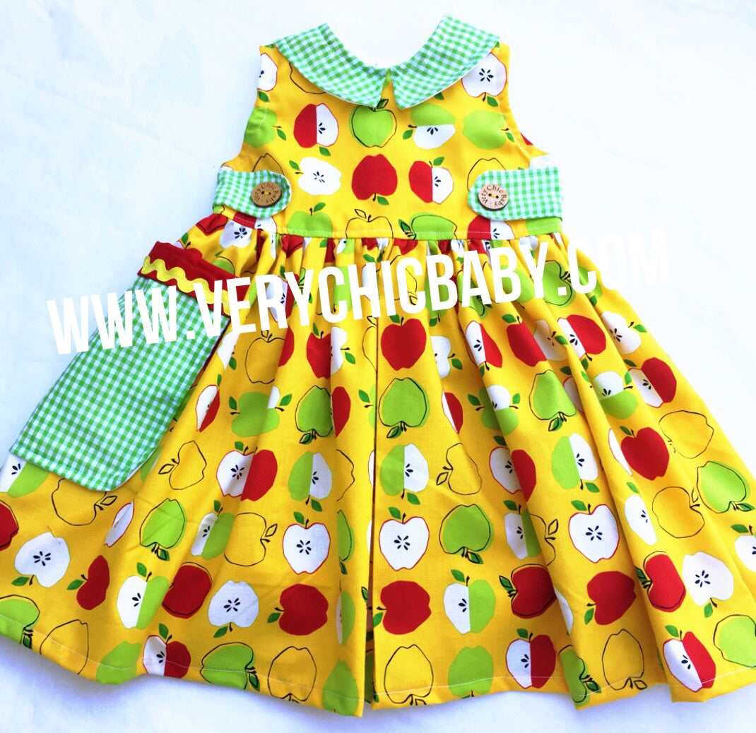 Image of The Sadie Back to School Dress