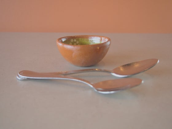 Image of Mini Clay Saucer
