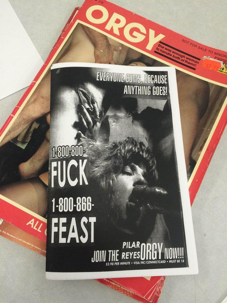Image of Fuck Feast Zine *Preorder*