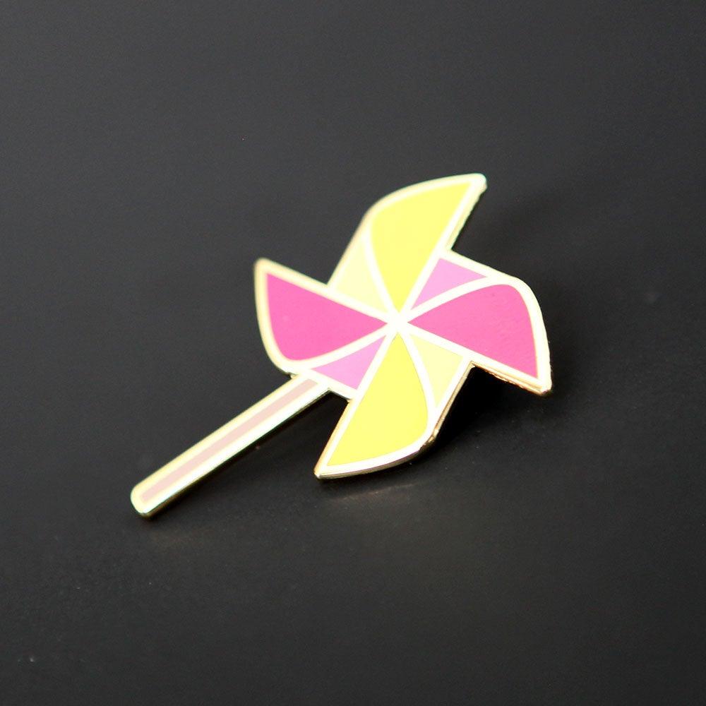 Image of Pinwheel Pin