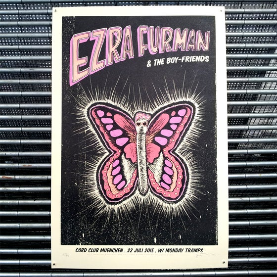 Image of EZRA FURMAN & THE BOY-FRIENDS