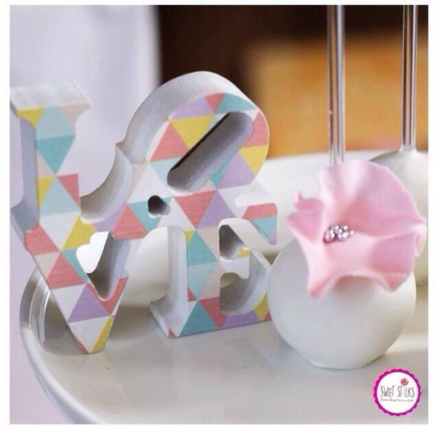 Image of Clear Acrylic Cake Pop Sticks