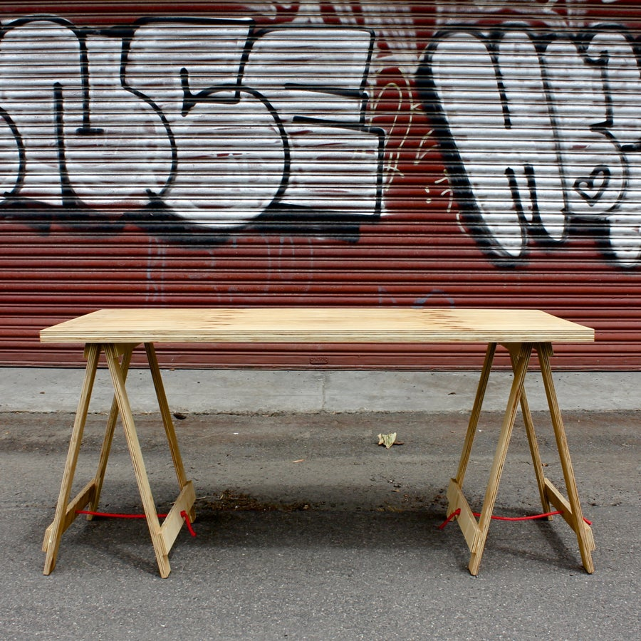 Image of Hire a Trestle Table