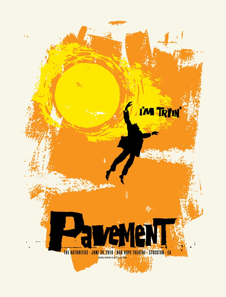 Image of Pavement - Stockton 2010