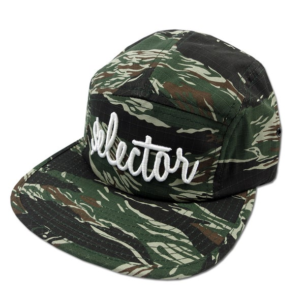 Image of Signature 5-panel cap (Camo)