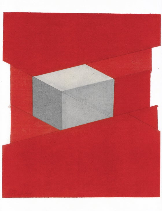 Image of Block/Red#8