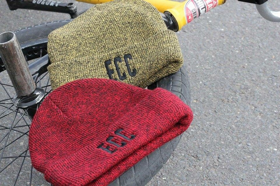 Image of The ECC Beanie pair
