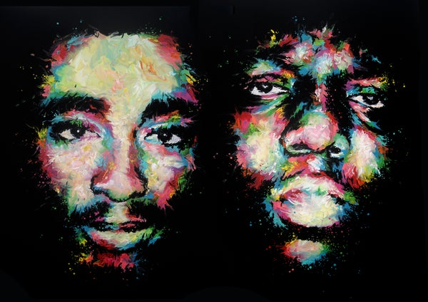 Image of LEGENDS (Limited Edition Print)