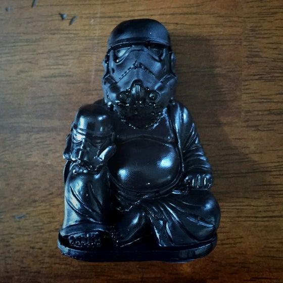 Image of Hydro74 - Buddha Trooper Black
