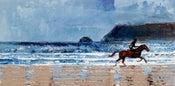 Image of Ride like the wind II, Polzeath, Cornwall