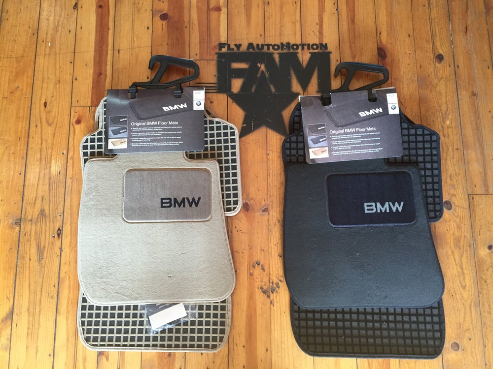 Image of BMW e90 3 Series Floor Mats