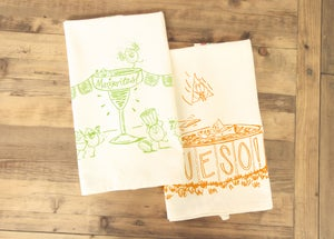 Image of Margaritas Tea Towel