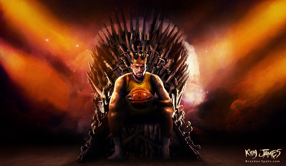 Image of King James