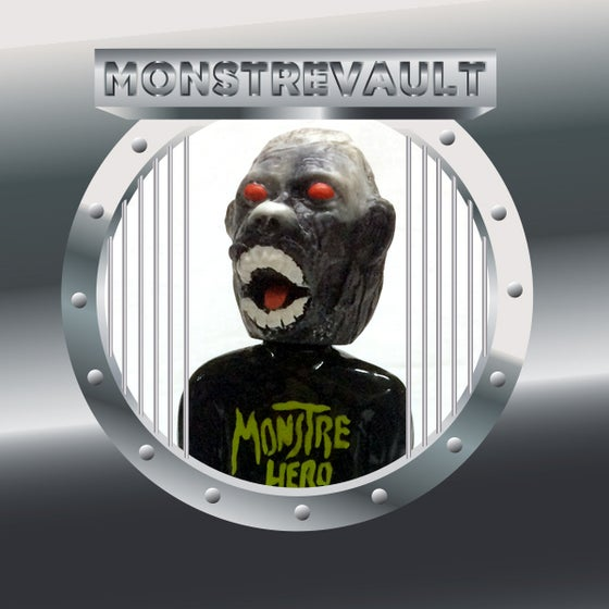 Image of MONSTREVAULT - Ape Disguise #1