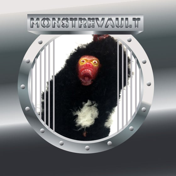 Image of MONSTREVAULT - Skunk Ape