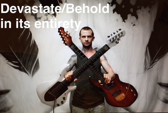 Image of Devastate Solo and Behold in its entirety