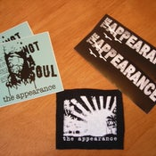 Image of Patch and Sticker Pack