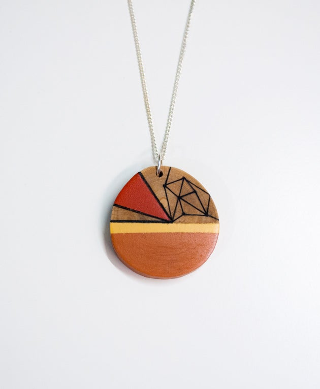 Image of Rust Necklace