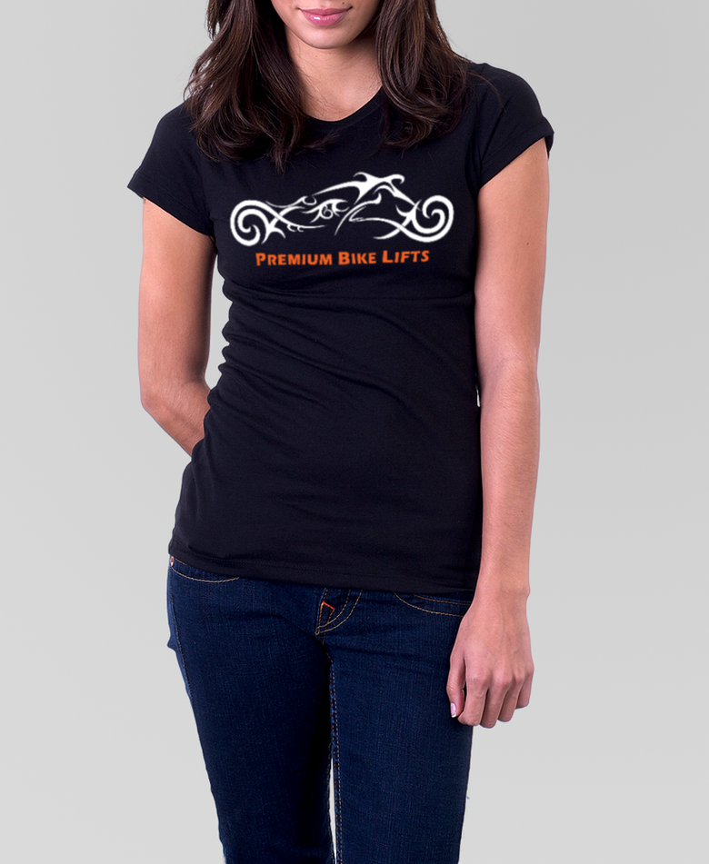 Image of Women's Graphic Crew T-Shirt