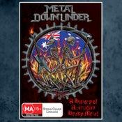 Image of Metal Down Under DVD