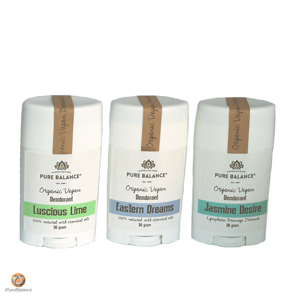 Image of Organic Stick Deodorants