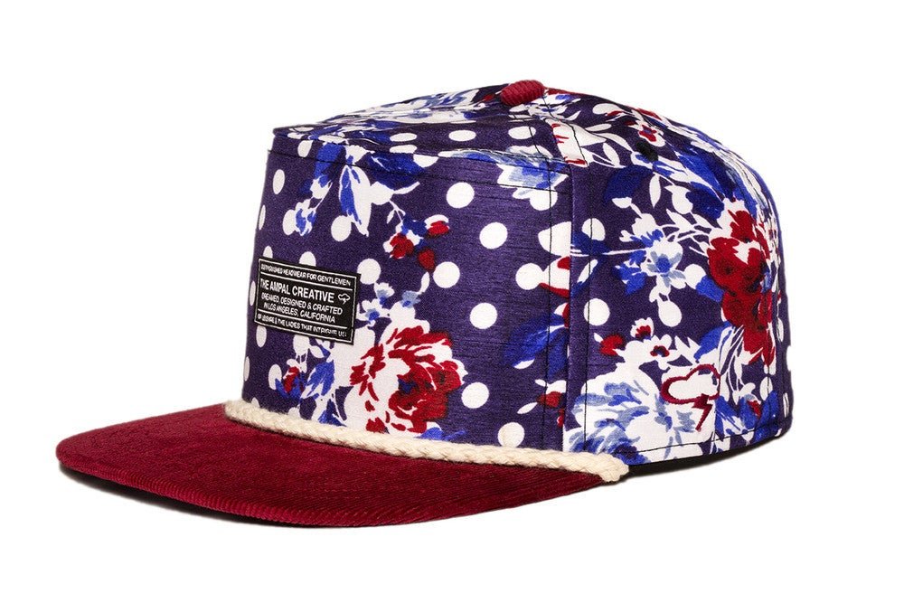 Image of THE AMPAL CREATIVE - AUGUSTA IV Snap Back