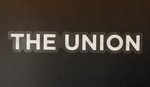 Image of The Union - White Stickers